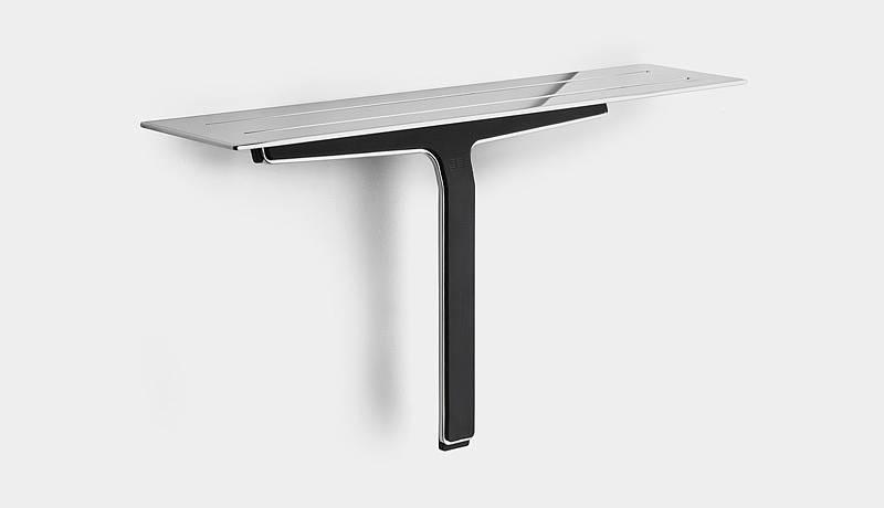 unidrain polierter stahl. Black Bedroom Furniture Sets. Home Design Ideas