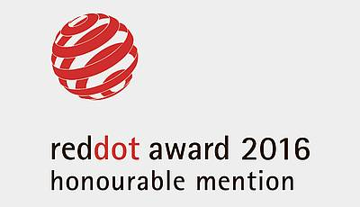 Reddot Award 2016, Honourable mention MatLine